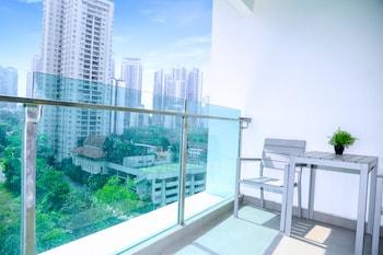 Bilde av Richmond & Aston Kiara Suites KL i Kuala Lumpur