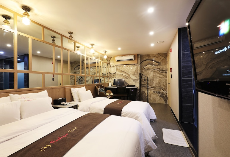 SM 精品酒店, 首爾, 客房 (Sweet), 客房