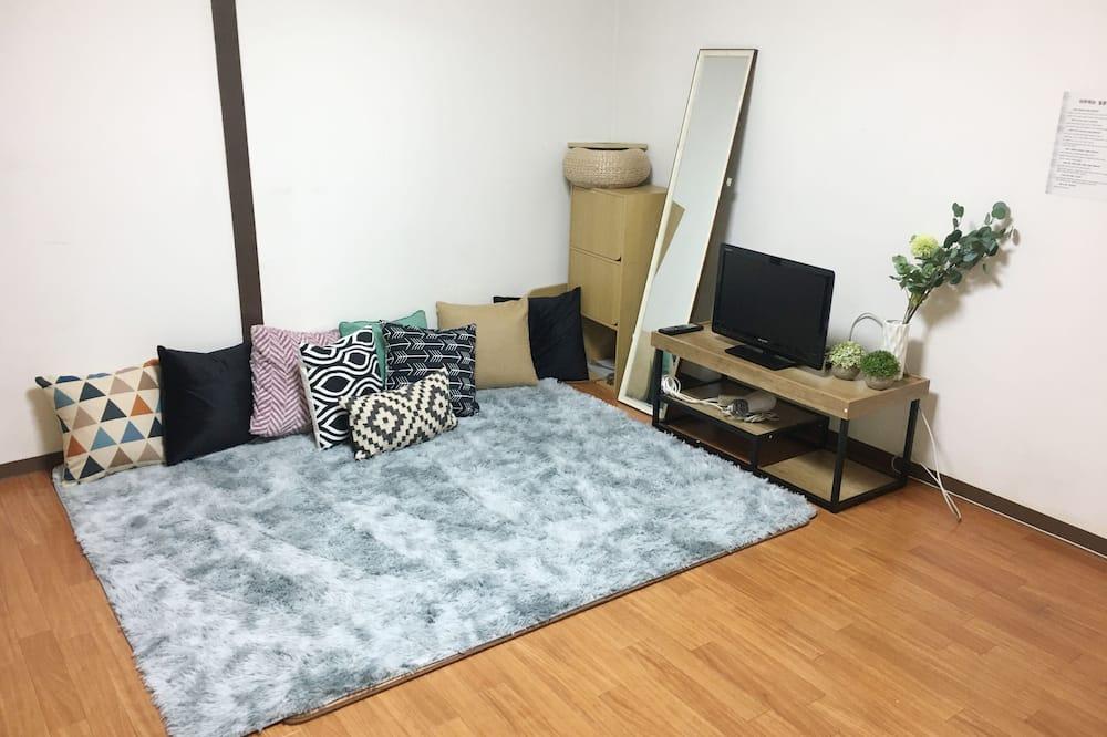 Basic-Doppelzimmer, Nichtraucher - Wohnzimmer