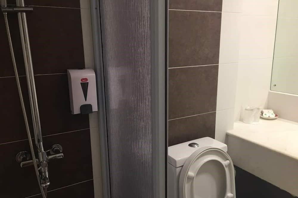 Pokoj Deluxe se dvěma jednolůžky, 2 jednolůžka - Koupelna
