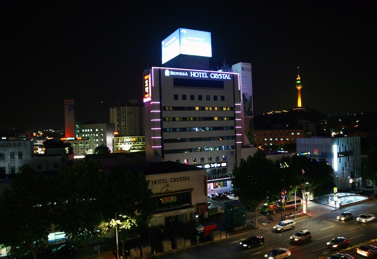 Crystal Hotel, Daegu