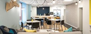 Fotografia do Smartflats Design - Louise em Bruxelas