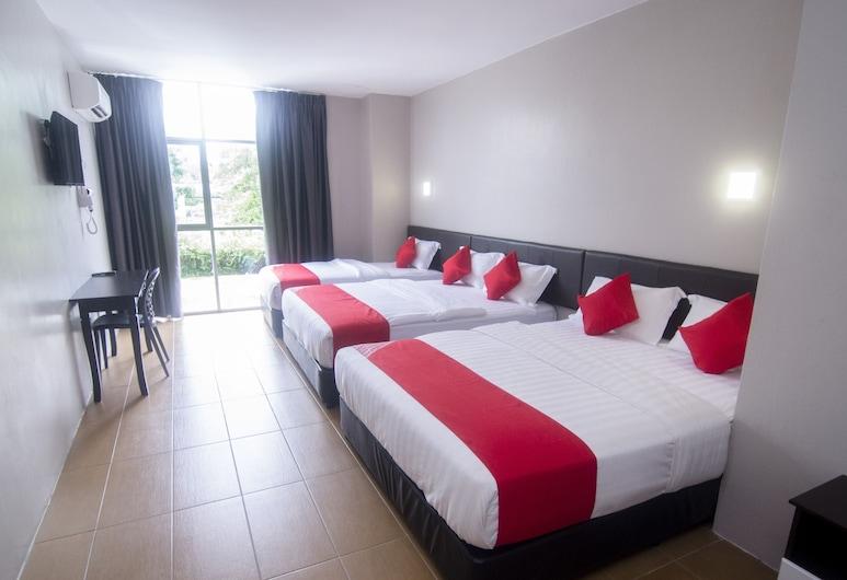 OYO 897 iBC36 Business Stay, Kuching, Phòng Suite dành cho gia đình, Phòng