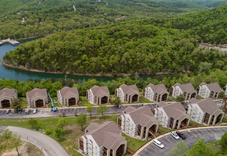 Lakeside Laziness by RedAwning, Branson, Condo, 2 Bedrooms, Aerial View