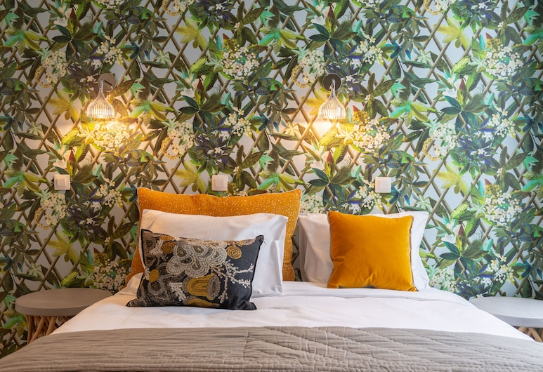 Smartflats Design - Old Town, Anvers, Chambre