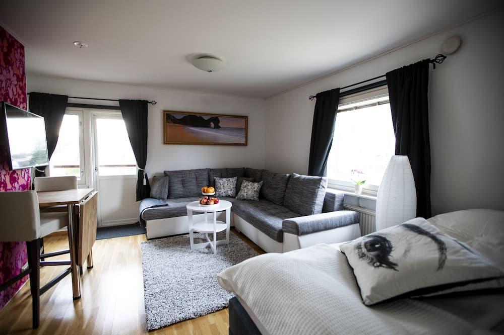 Comfort Studio, 1 Queen Bed, Garden View, Garden Area - Zimmer