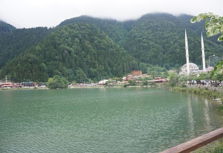 Uzungol Holiday Hotel , Çaykara, Deluxe Room, 1 Katil Kelamin (Double) dengan Katil Sofa, Lake View, Lakeside, Bilik Tamu