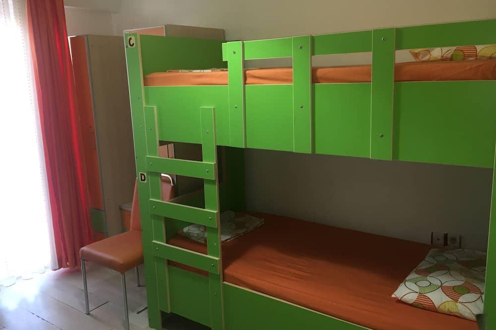 Habitación decorada para niños