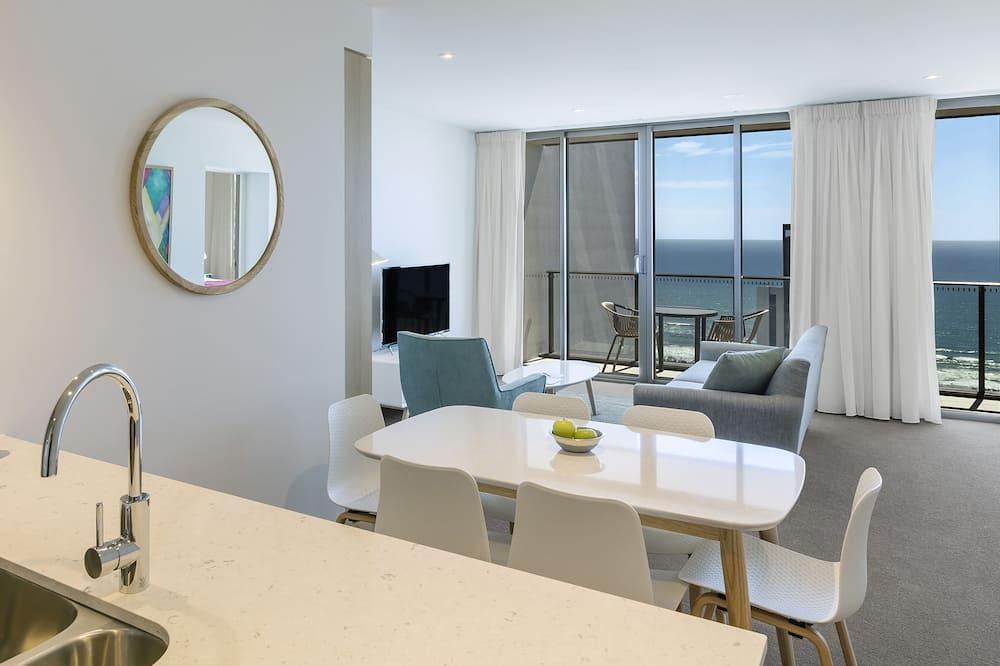 Suite Premier, 2 Quartos (Ocean - No Housekeeping) - Área de Estar