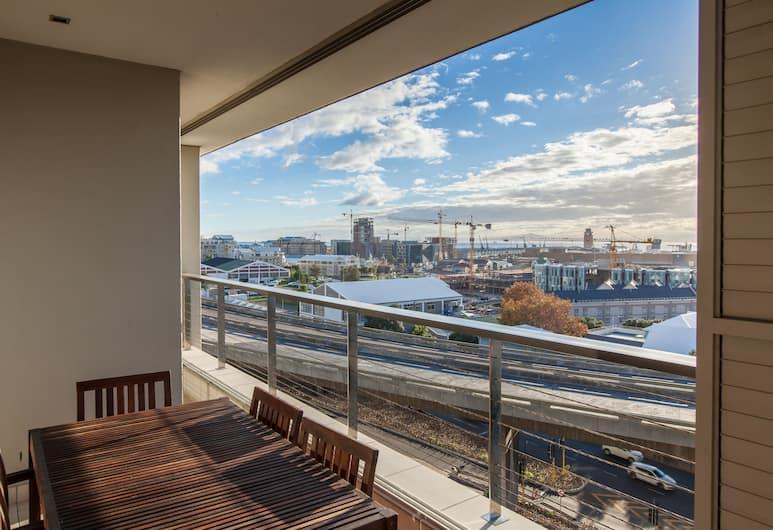 SleepSweet Harbouredge, Cape Town, Superior Apartment, 3 Bedrooms, Terrace/Patio