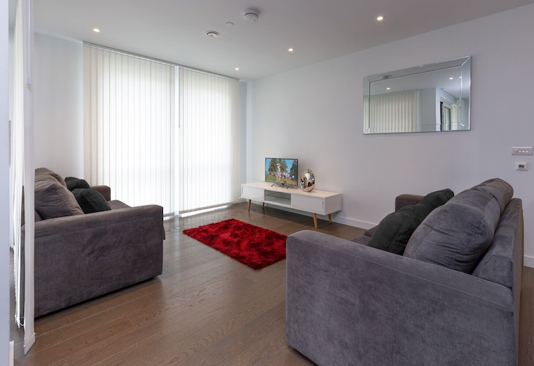 Deluxe Central London Apartments-southwark, London, Puhkenurk