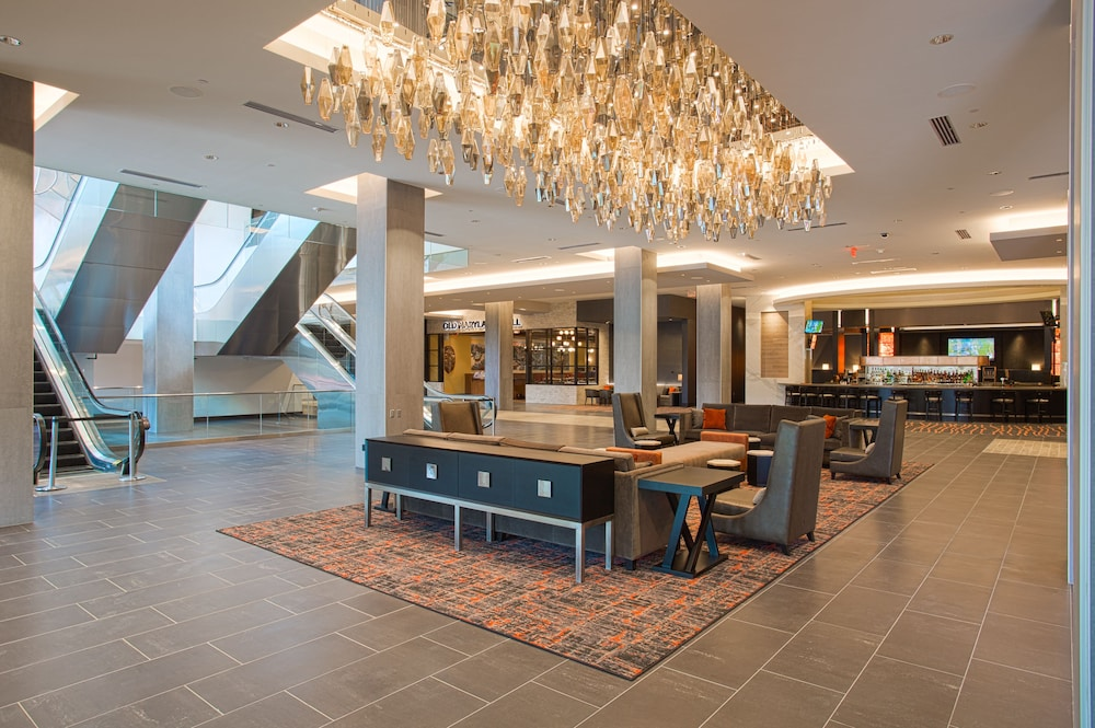 The Hotel At University Of Maryland College Park Lobby