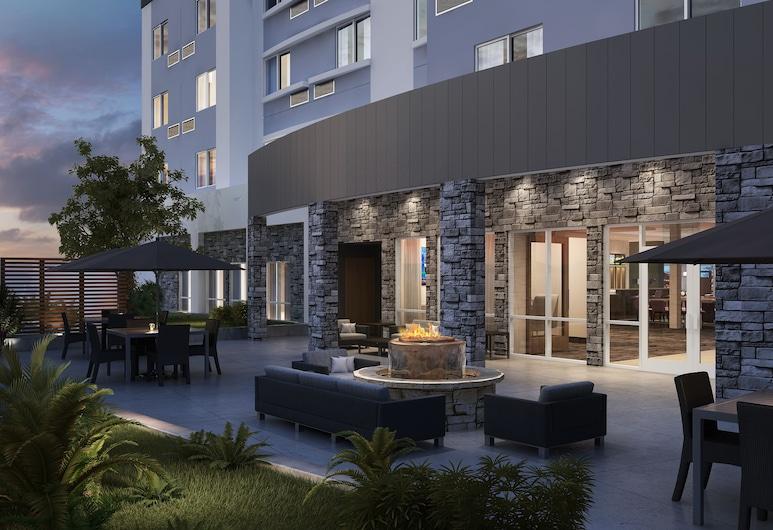 Courtyard by Marriott Houston Intercontinental Airport, Houston, Dvor