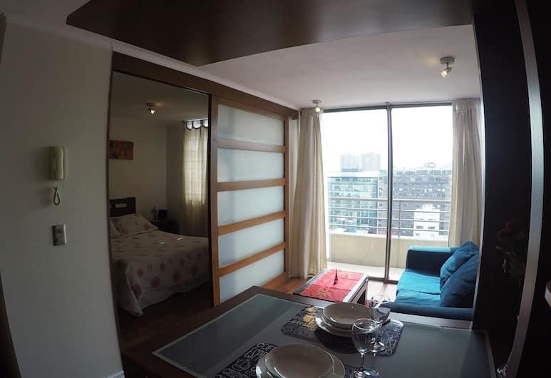 智利公寓, 聖地牙哥, 標準公寓, 1 間臥室, 客廳