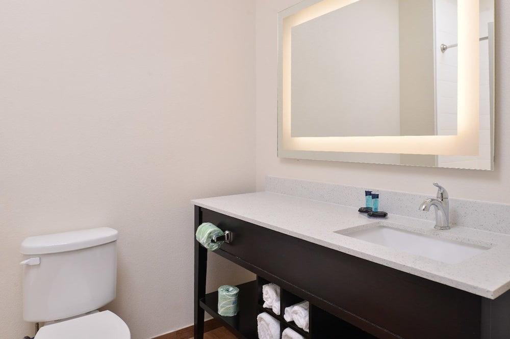 Jednolôžková izba typu Economy - Kúpeľňa