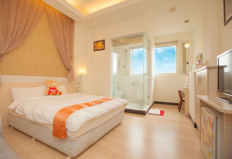Sun Moon Lake Jian Cheng Hotel, Yuchi, Dvojlôžková izba typu Comfort, Hosťovská izba