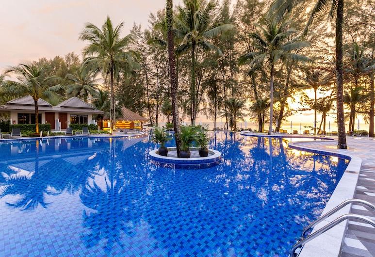 考拉克 X10 號酒店, 塔庫巴, 室外泳池