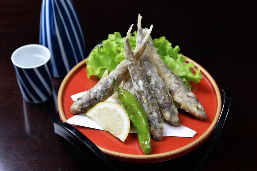 Ryokan dining