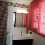 Apartmán, 3 ložnice, terasa - Koupelna