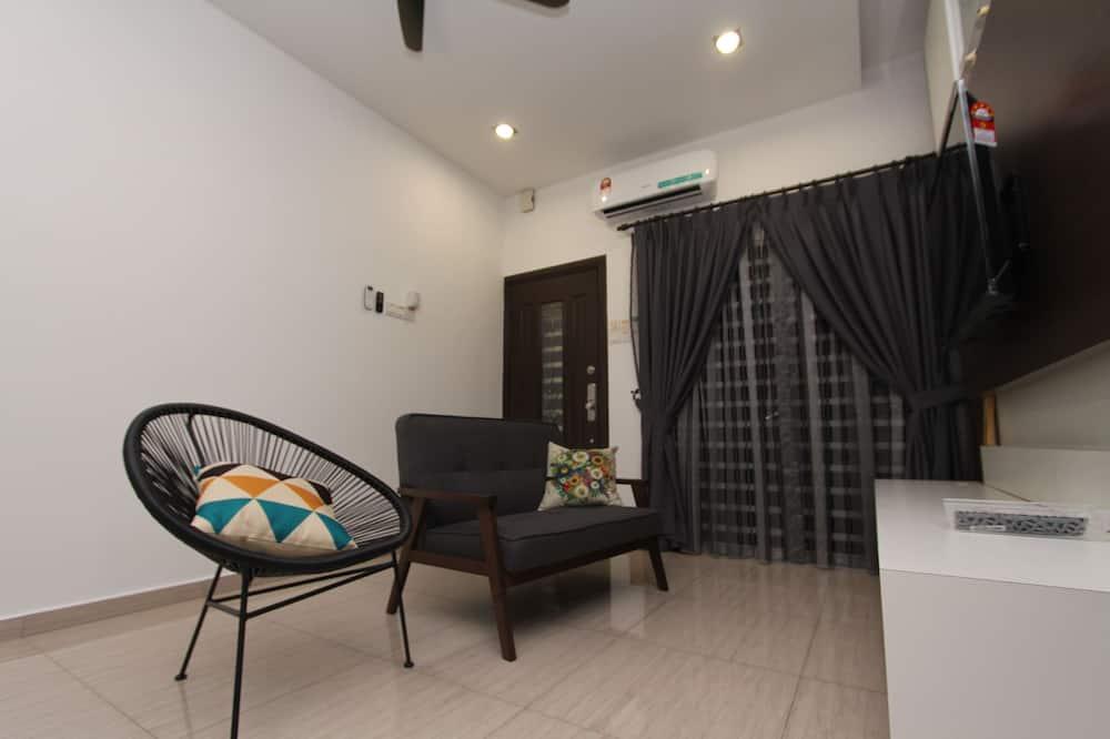 בית, 3 חדרי שינה (Guest) - סלון