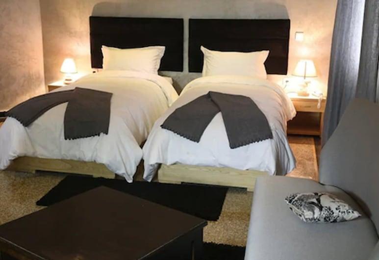 Hotel Point du Jour, Casablanca, Habitación con 2 camas individuales, Habitación