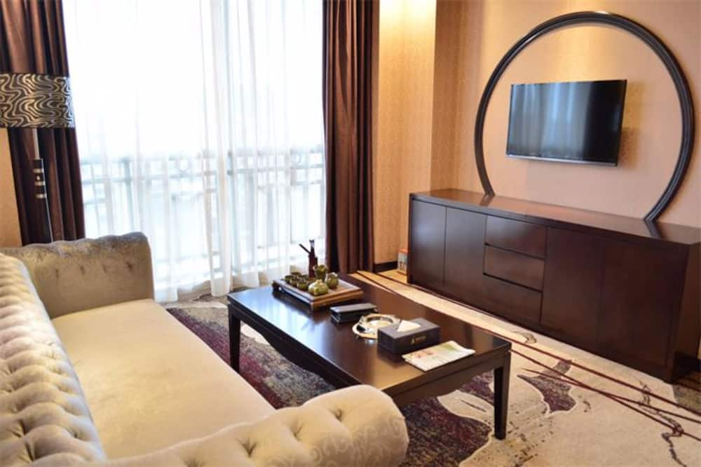 Apartmán typu Business - Obývačka