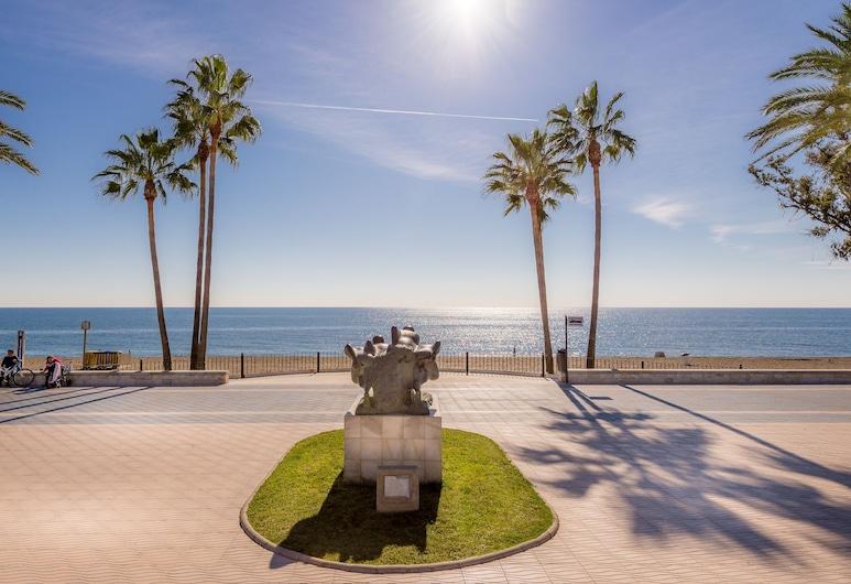 Aqua Apartments Marbella, Marbella, Strand