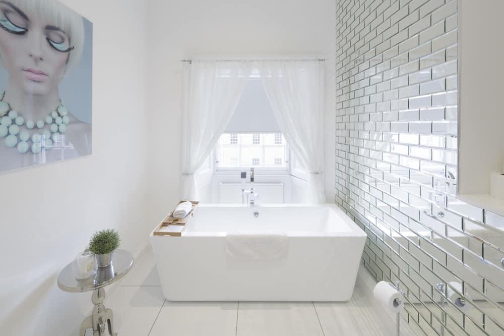 Apartmá typu Deluxe, vana - Koupelna
