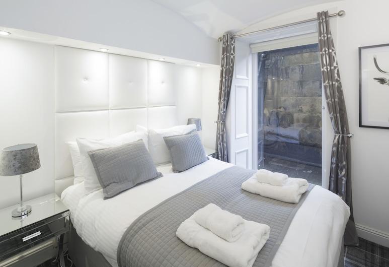 Hanover 71 Suites, אדינבורו, סוויטת ג'וניור, אזור הגן, חדר