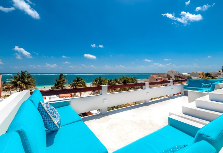 Casa Agua Azul, Puerto Morelos