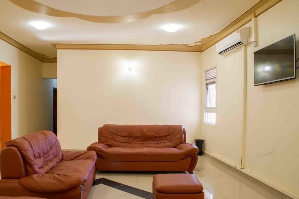 Executive tweepersoonskamer - Woonruimte