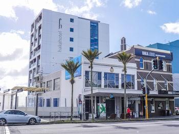 Nuotrauka: Haka Hotel K' Road Apartments, Oklandas