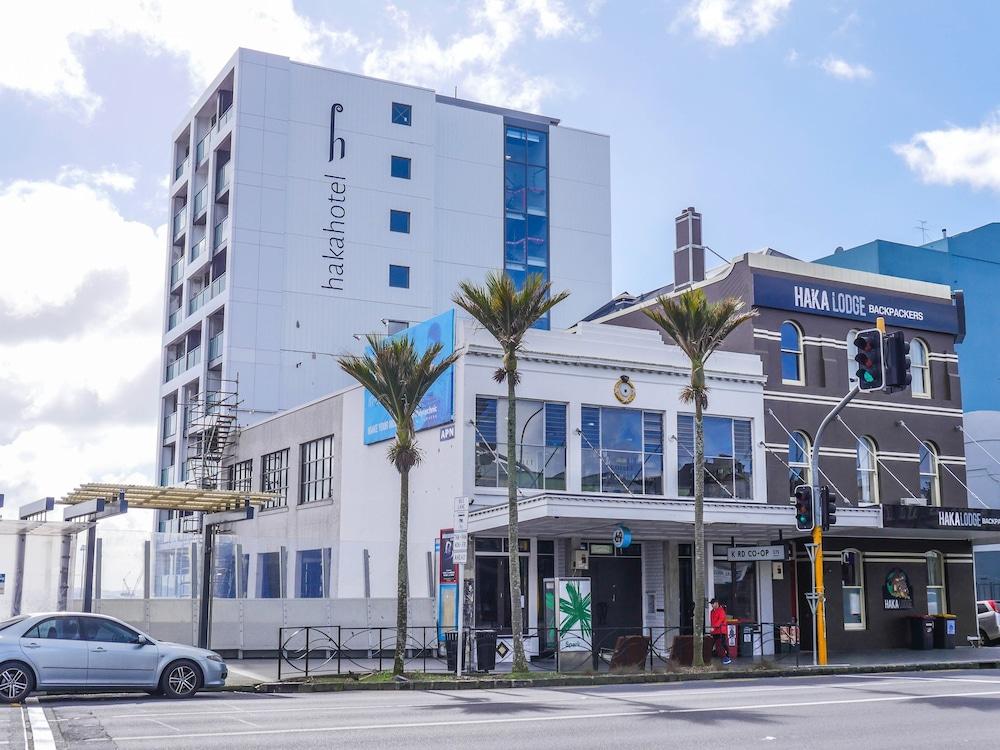 Haka Hotel K Road Apartments Auckland