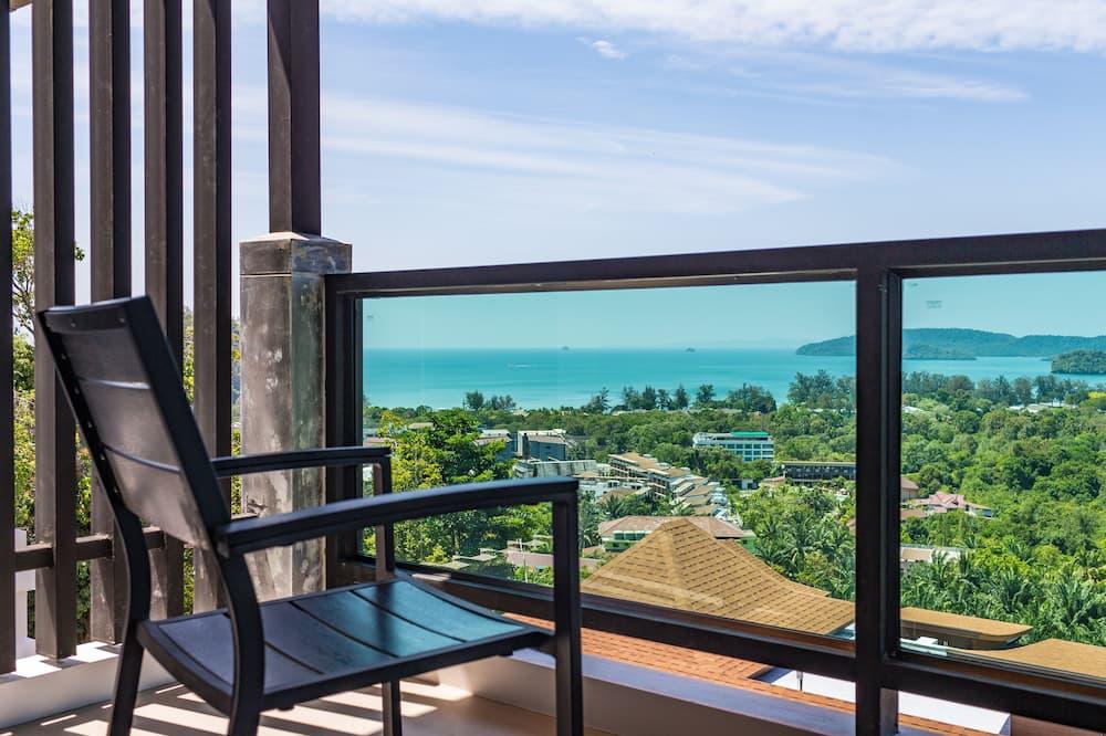 Duplex Sea View  - Balkón