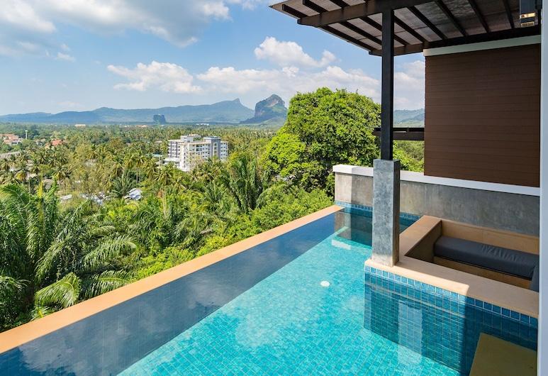 安達其里游泳池別墅全海景飯店, 喀比, 游泳池