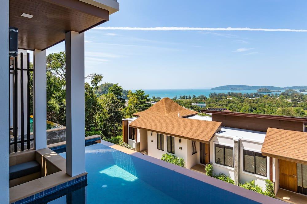Duplex Sea View  - Súkromný bazén