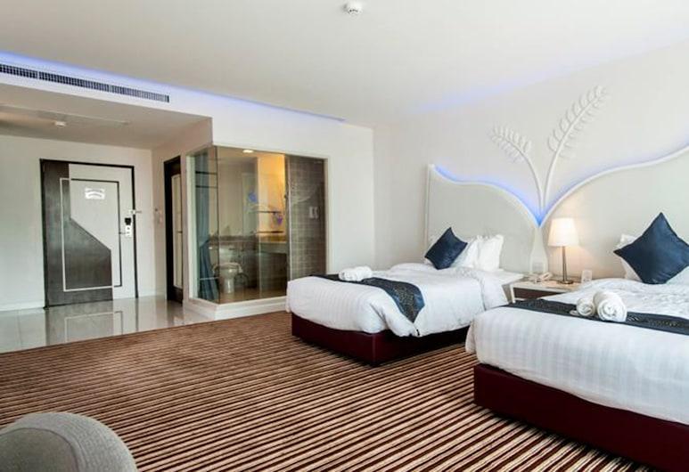 The Paradiso JK Design Hotel, Nakhon Sawan, Phòng 2 giường đơn Superior, Phòng