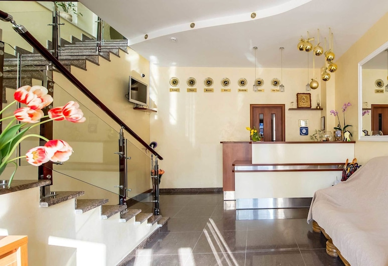 Light Hotel & Hub, Kyiv, Lobi Oturma Alanı