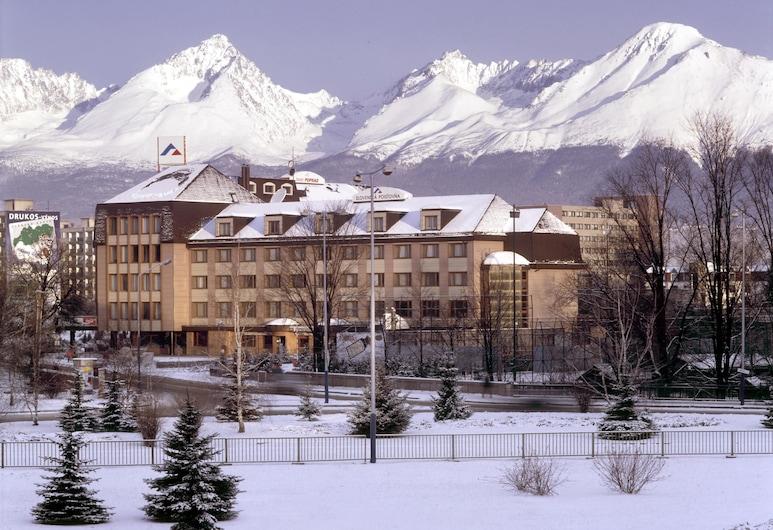 Hotel Poprad, Poprad, Property Grounds