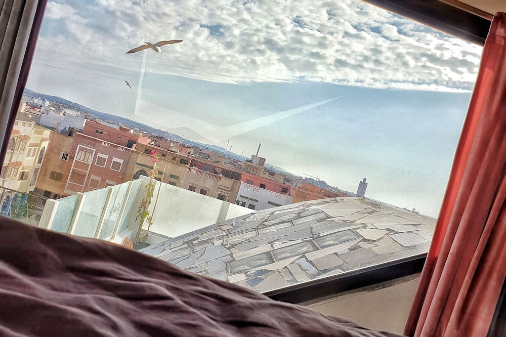Studio, 1 soverom - Utsikt mot byen