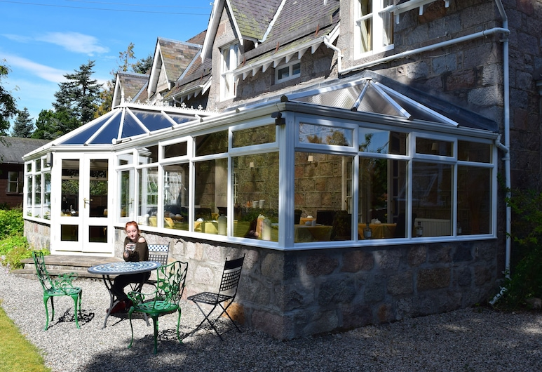 No 45 Guest House, Ballater, Terrasse/Patio