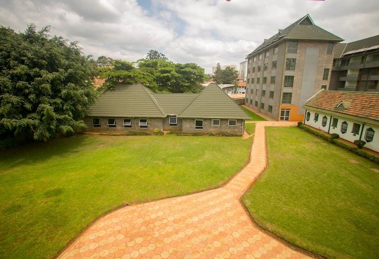 Desmond Tutu Conference Centre, Nairobi, Išorė
