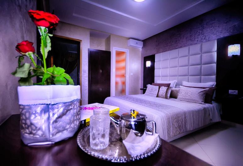 Hôtel Vents des Iles, Esauira, Habitación con 2 camas individuales, Habitación