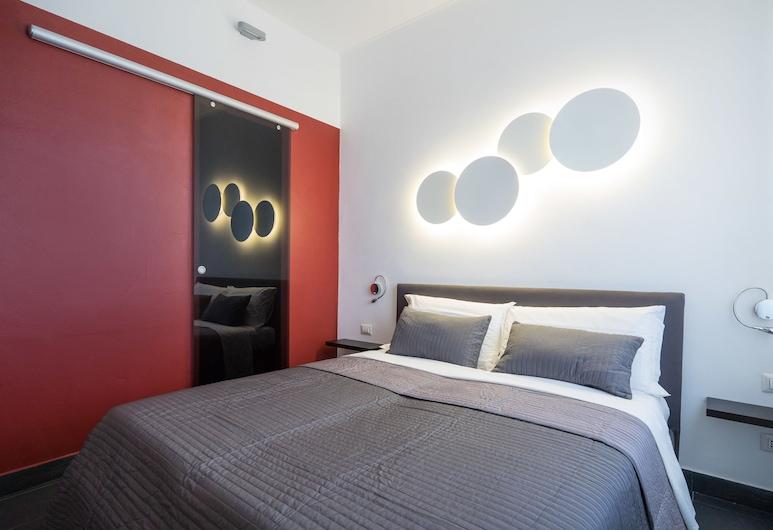 7th Level, Milano, Design Apart Daire, 1 Yatak Odası, Şehir Manzaralı, Oda