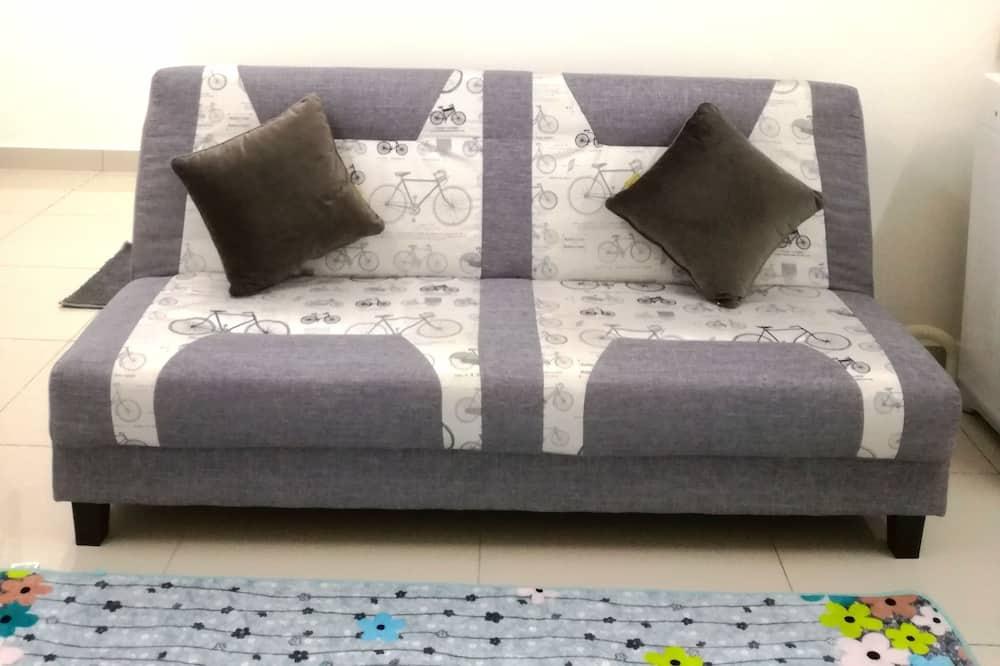 Basic Apartment, 2 Bedrooms - Bilik Rehat