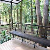 Chalet Studio - Balkon