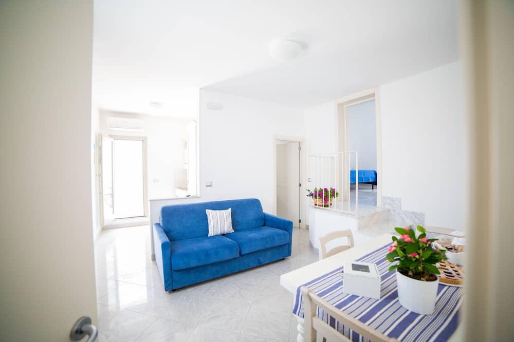 apartman, 1 hálószobával (4 PAX) - Nappali