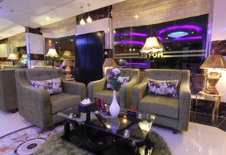 Ronza Land, Riyadh, Lobby