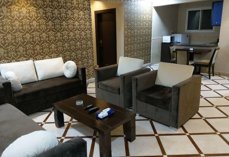 Madaya Residential Units - Alshumisi, Riyadh, Living Room