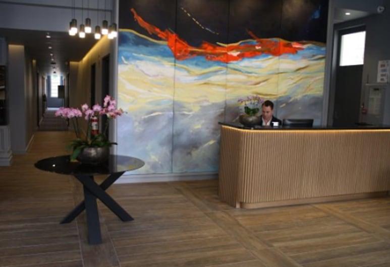 Mrs Banks Boutique Hotel, Paddington, Reception